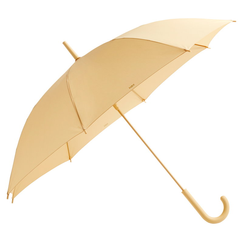 Hay Mono umbrella, warm yellow