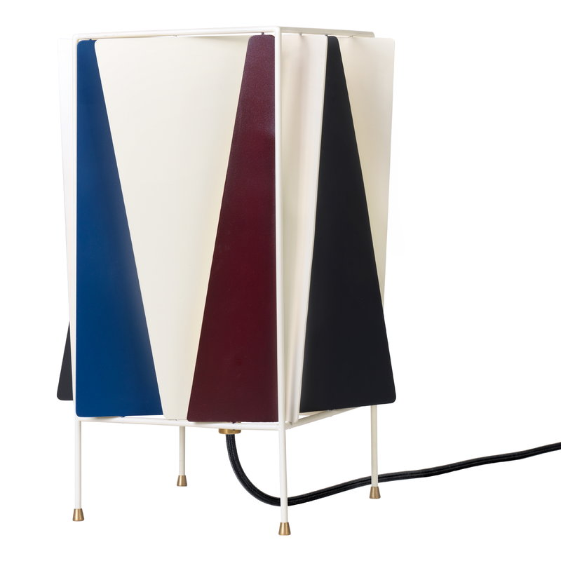 Gubi B-4 table lamp, French blue