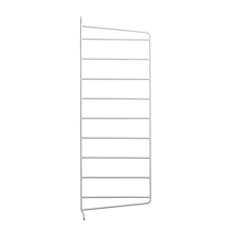 String String side panel 50 x 20 cm, 1-pack, white