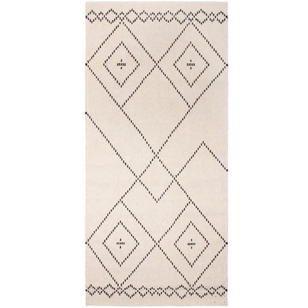 MUM's Koko iäksi matto, 90 x 200 cm