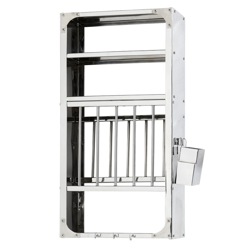 Hay Indian Plate Rack seinähylly, M