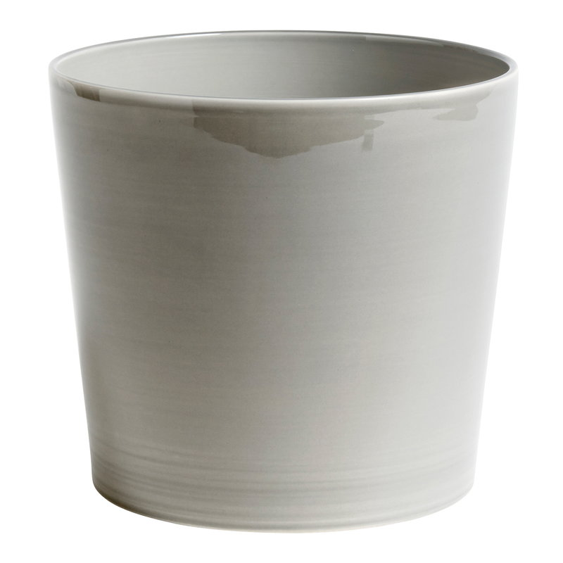 Hay Botanical Family pot, XL, light grey