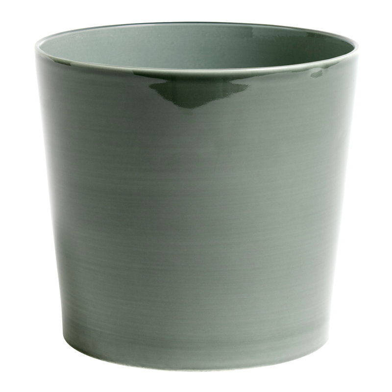 Hay Botanical Family pot, XL, dusty green