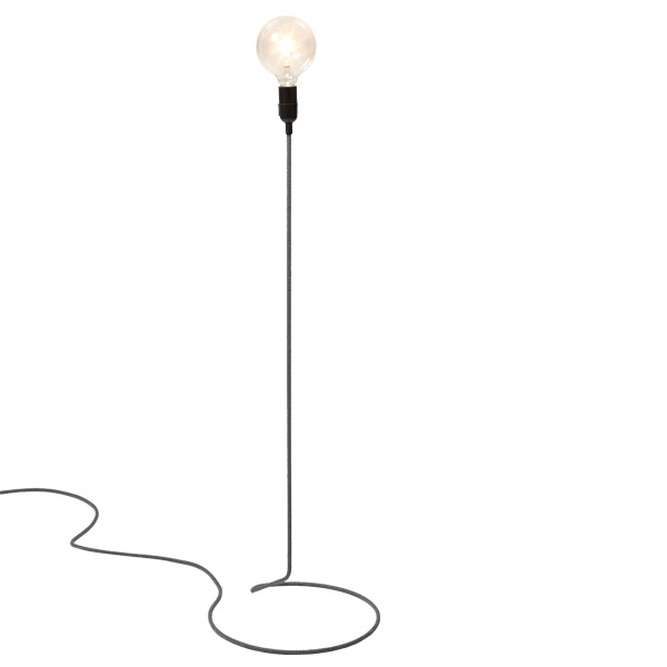 Design House Stockholm Cord floor lamp
