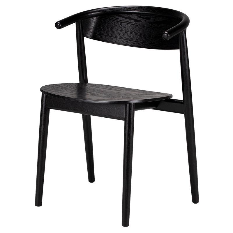 Hakola Mama tuoli, musta