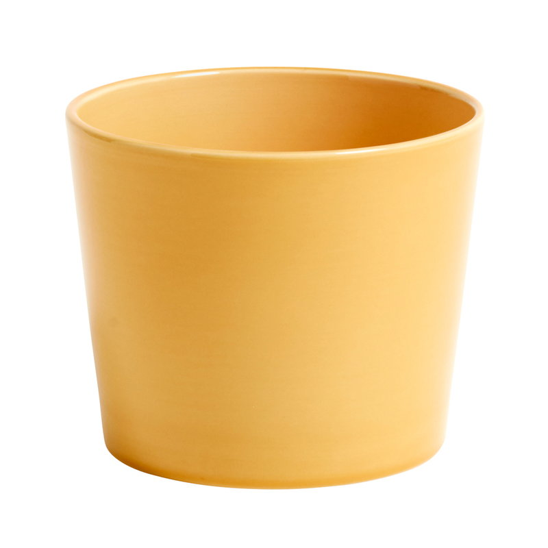Hay Botanical Family pot, M, warm yellow