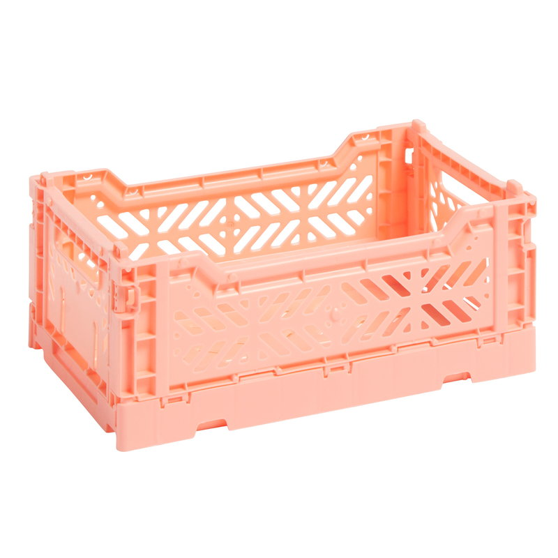 Hay Colour crate, S, salmon