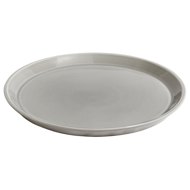 Hay Botanical Family saucer, XL, light grey