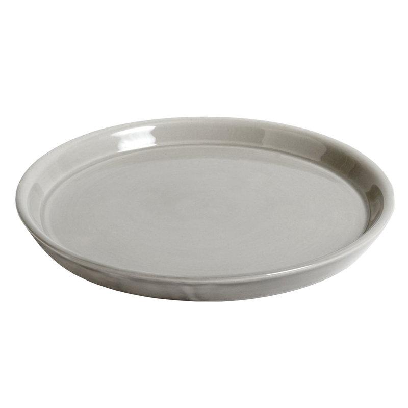Hay Botanical Family saucer, L, light grey