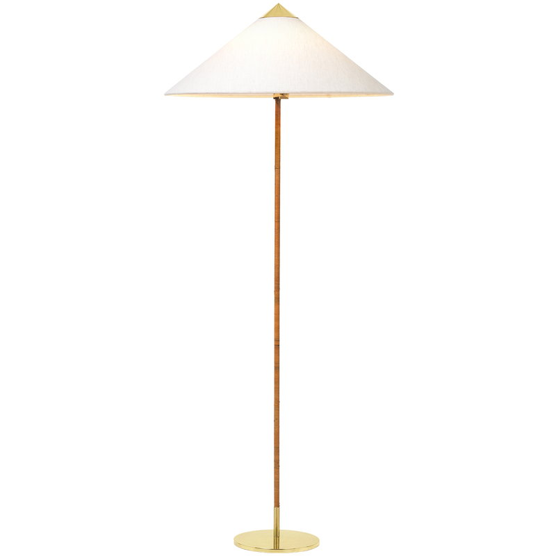 Gubi Tynell 9602 floor lamp, canvas