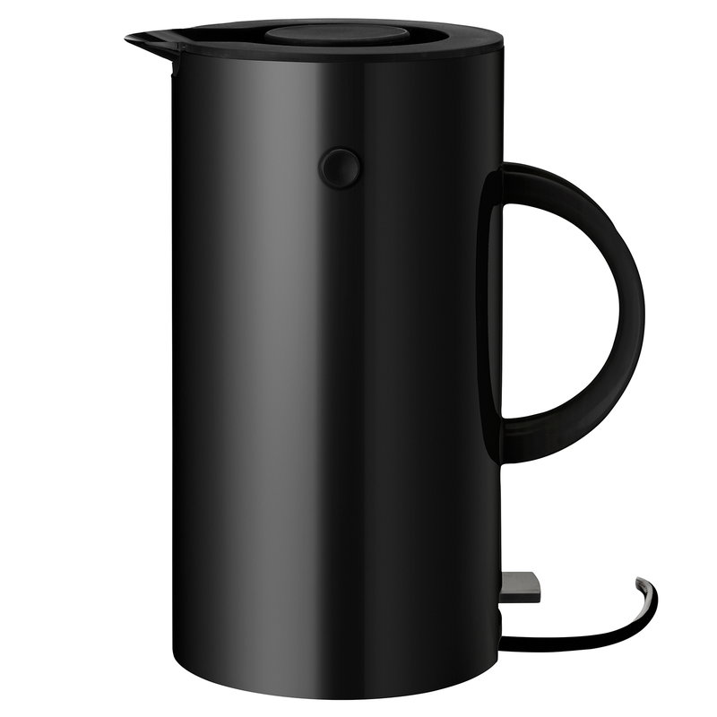 Stelton EM77 electric kettle, black