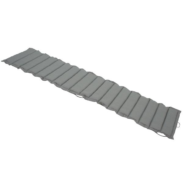 Fermob Istuintyyny Bistro Metal aurinkotuolille, steel grey