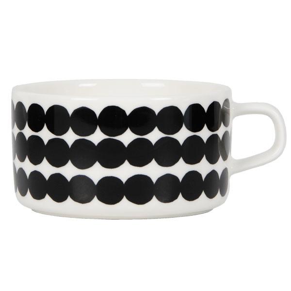Marimekko Oiva - Siirtolapuutarha Räsymatto tea cup 2,5 dl