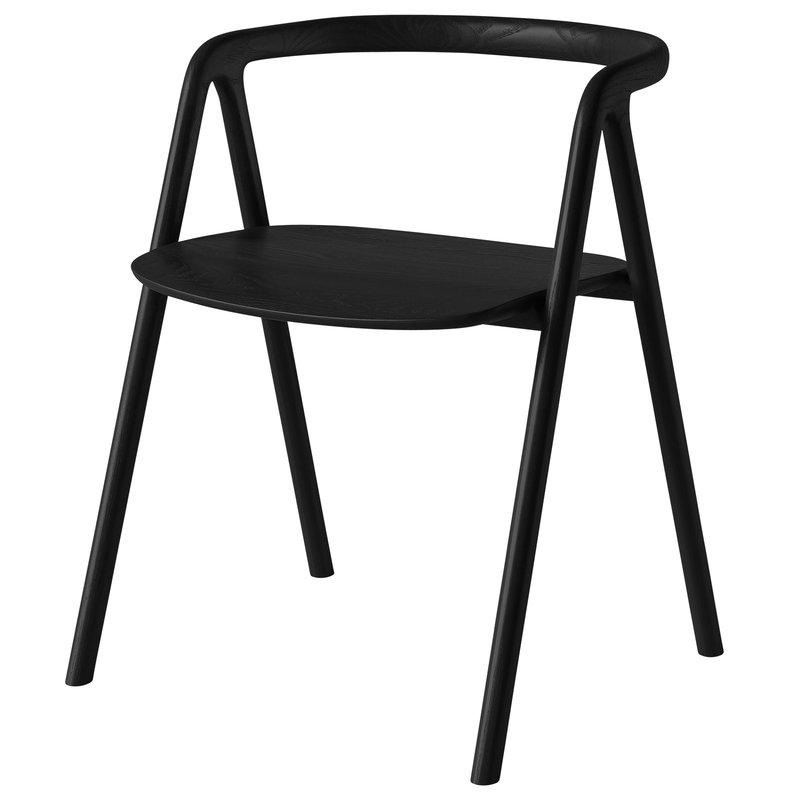Made by Choice Laakso tuoli, musta