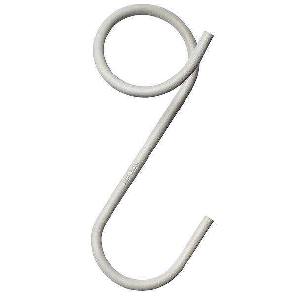 NakNak Q-Hook, 3 pcs, grey