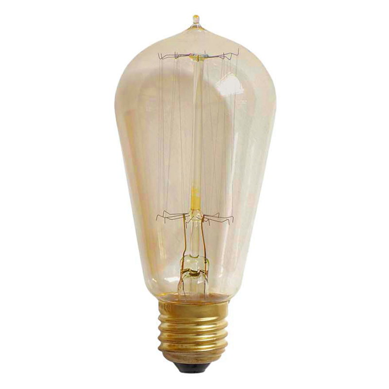 New Works Light bulb for Bowl lamp, E27 40W, dimmable