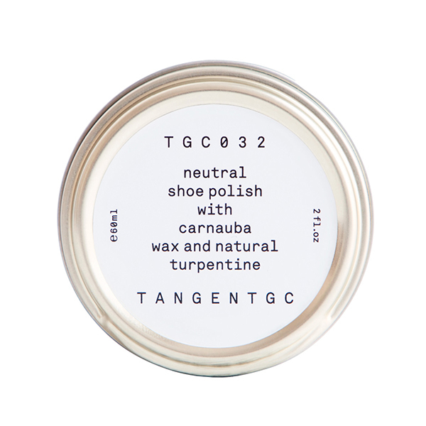 Tangent GC Shoe polish, neutral