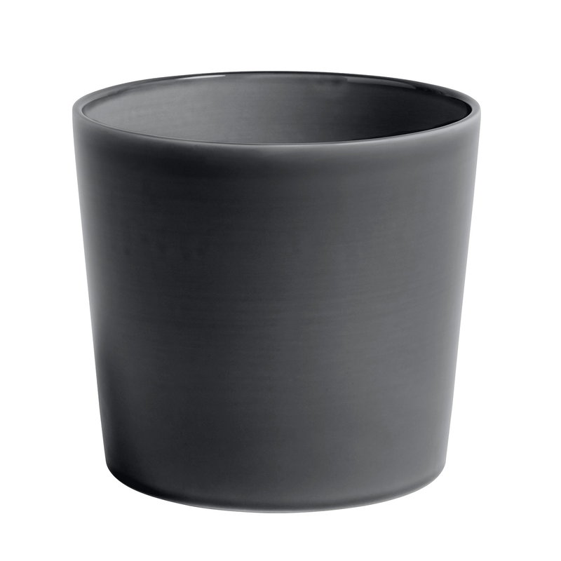 Hay Botanical Family pot, L, anthracite