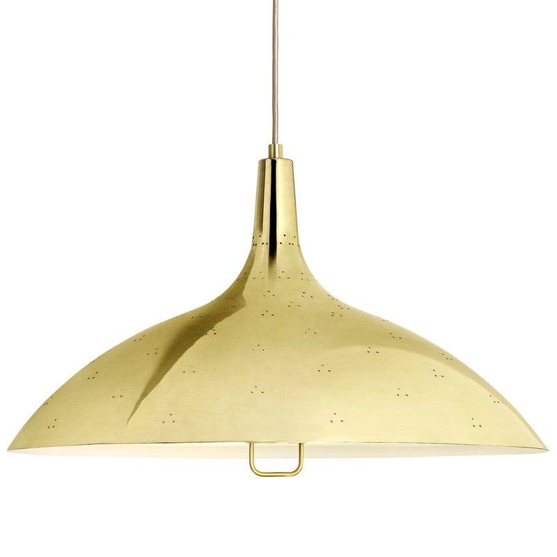 Gubi Tynell 1965 pendant, brass