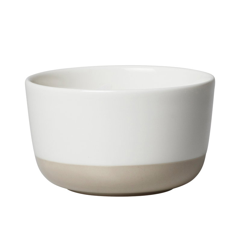 Marimekko Oiva - Puolikas kulho 2,5 dl, valkoinen - beige