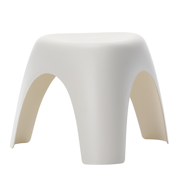 Vitra Elephant Stool, white