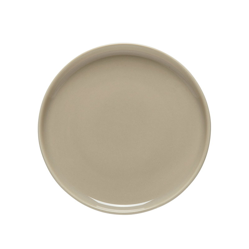 Marimekko Oiva plate 13,5 cm, beige