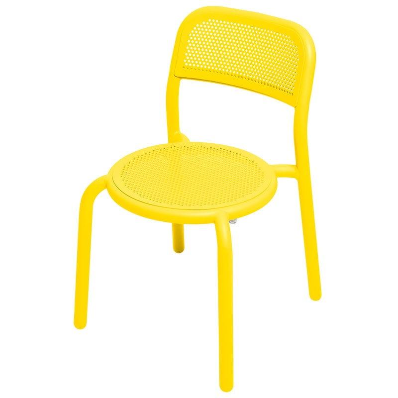 Fatboy Toni chair, lemon