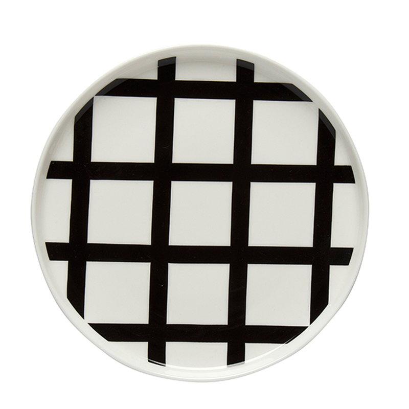 Marimekko Oiva - Spaljé lautanen 20 cm