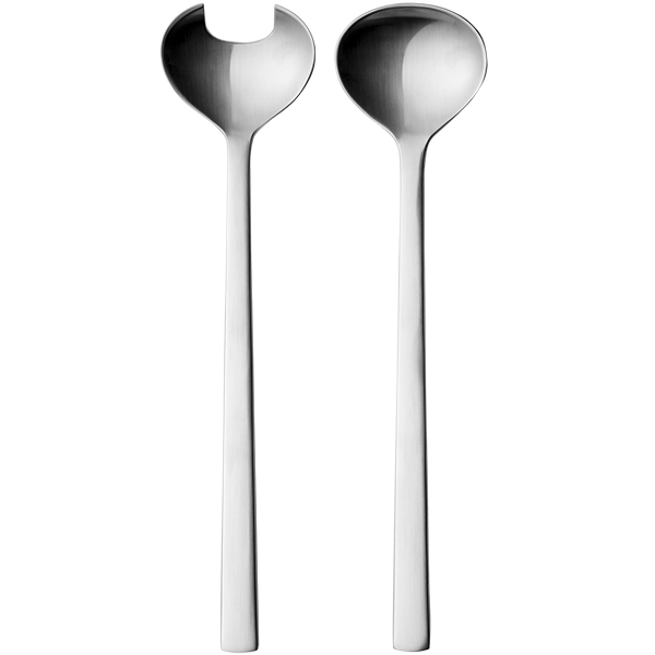 Georg Jensen New York salad servers