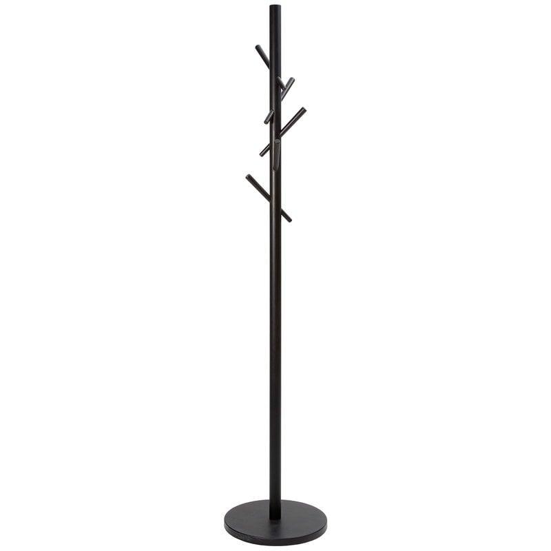 Inno Naula coat stand, black | Finnish Design Shop