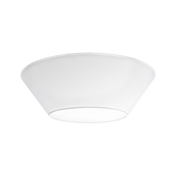 Lundia Halo ceiling light, small, white