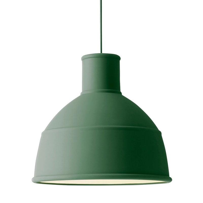 Muuto Unfold pendant, green
