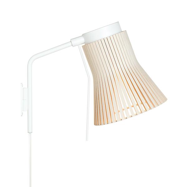 Secto Design Lampada da parete Petite 4630, betulla