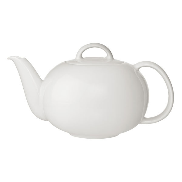 Arabia 24h teapot 1,2 L, white