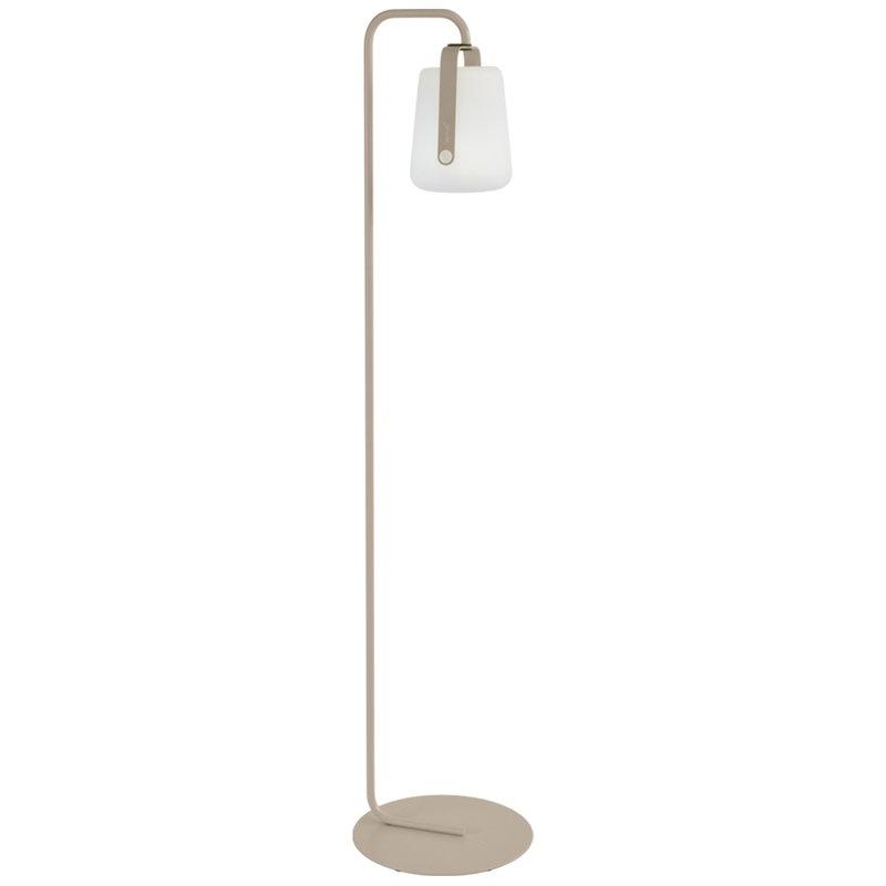 Fermob Balad lamp stand, upright, nutmeg