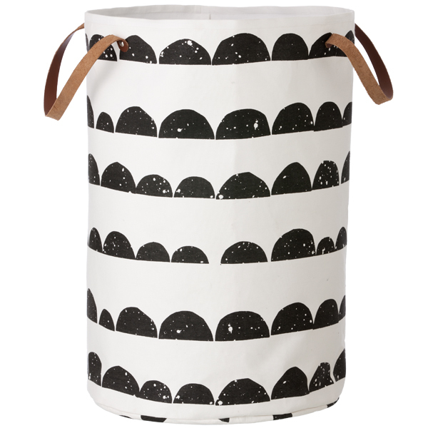 Ferm Living Half Moon laundry basket