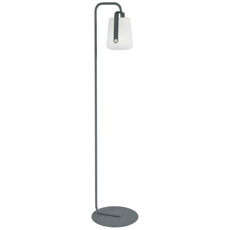Fermob Balad lamp stand, upright, storm grey