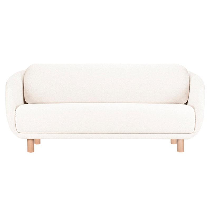 Hakola Bobo Wool 2 Seater Sofa Off