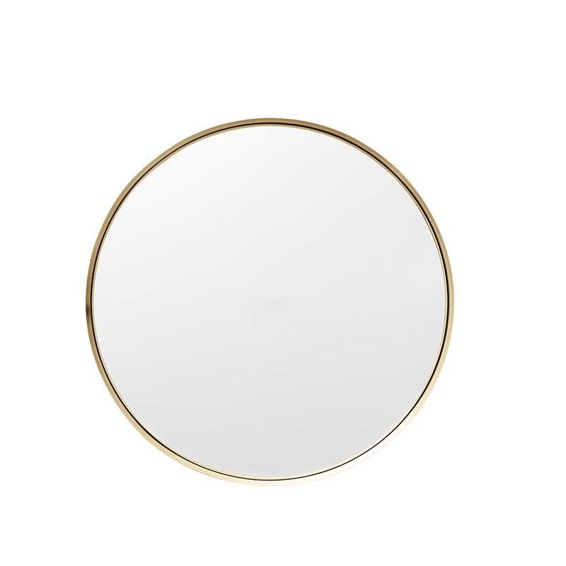 Menu Specchio Darkly, piccolo, ottone