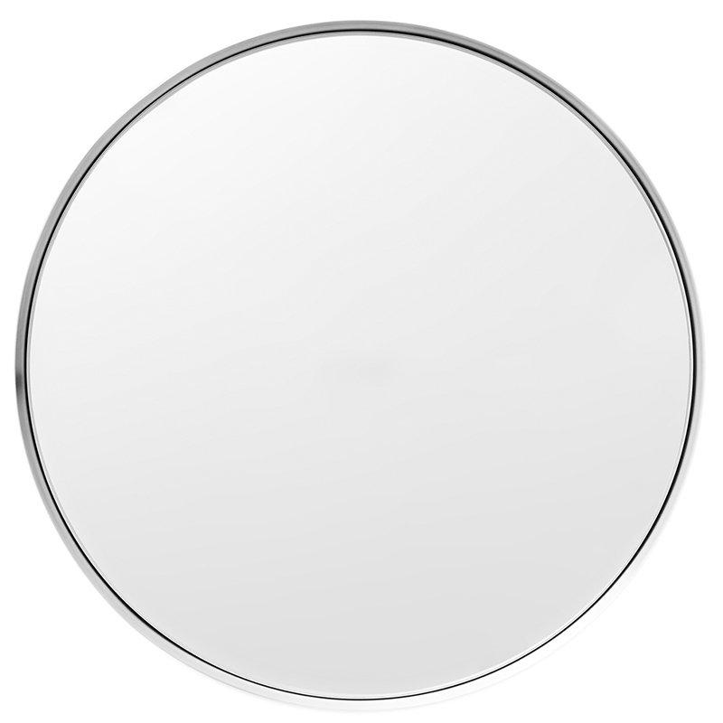 Menu Specchio Darkly, grande, alluminio
