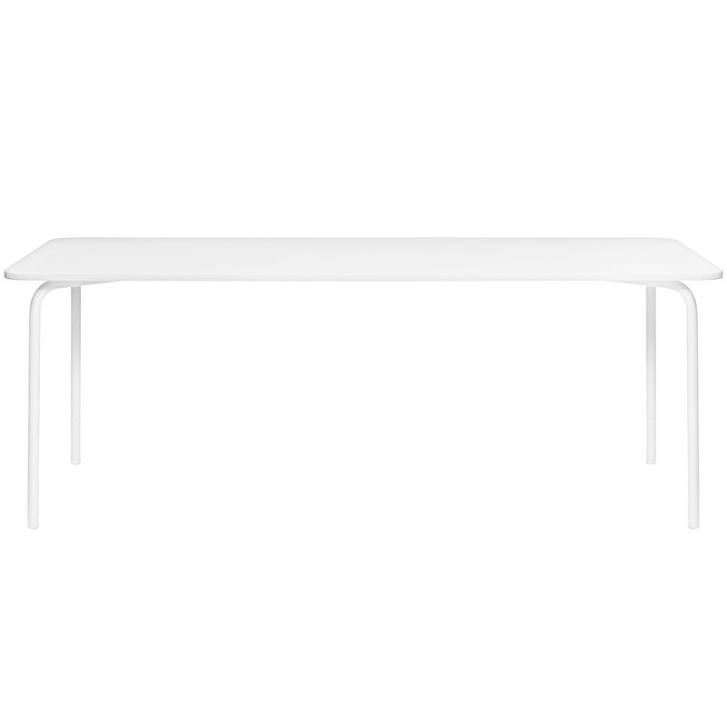 Normann Copenhagen My Table, grande, bianco