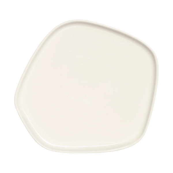 Iittala Iittala X Issey Miyake platter 21 x 20 cm, white