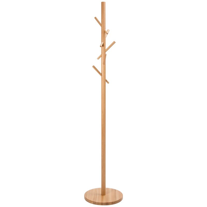 Inno Naula coat stand, oak