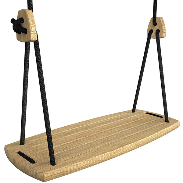 Lillagunga Lillagunga Grand swing, oak - black