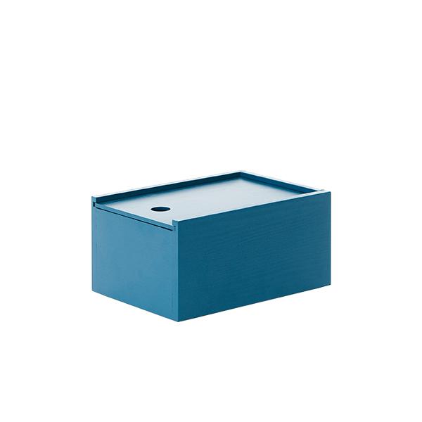 Lundia System 1 laatikko, sininen