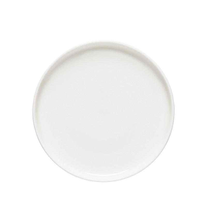 Marimekko Oiva lautanen 13,5 cm, valkoinen