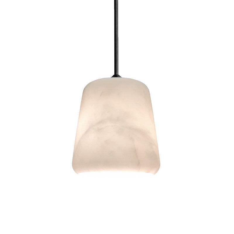 New Works Lampada Material, The Black Sheep Edition, marmo bianco