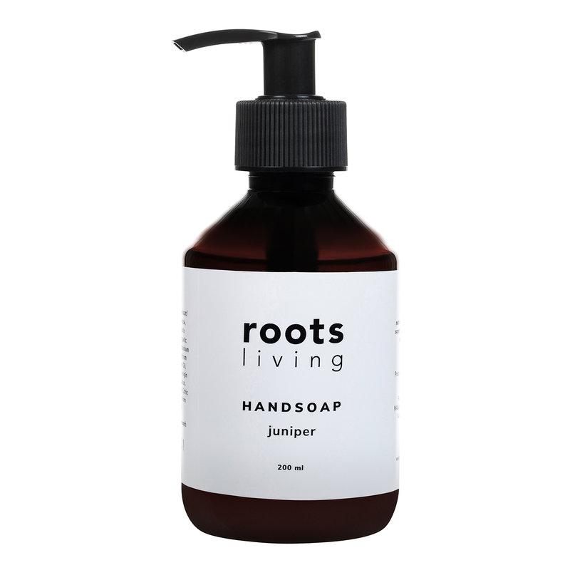 Roots Living Juniper soap, 200 ml