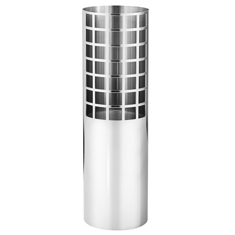 Georg Jensen Matrix vase, tube, medium