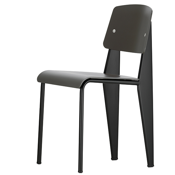 Vitra Standard SP chair, black